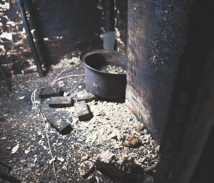 Fire Damage Fire Damage can Make Your Santa Ana Home a Sooty Mess