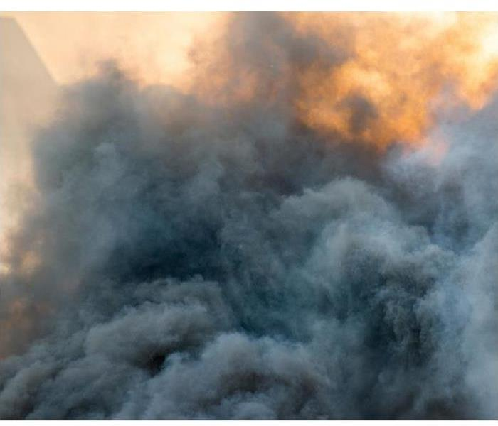 Why SERVPRO How SERVPRO Removes Smoke Odors From Your Fire Damaged Santa Ana Home