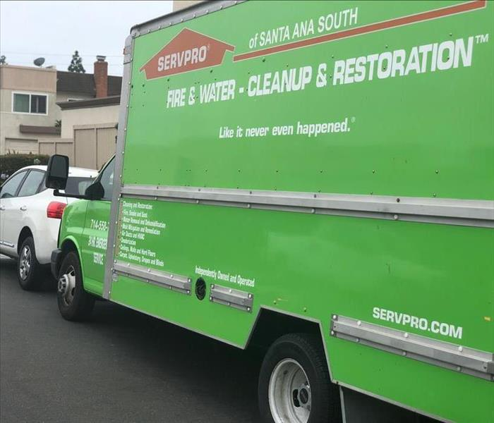 Why SERVPRO WHY SERVPRO for Mold Remediation in Santa Ana? We Guarantee Positive Results